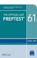 The Official LSAT Preptest 61: (Oct. 2010 LSAT)