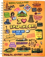 Eco Corner Bangalore Ruled Exercise Book