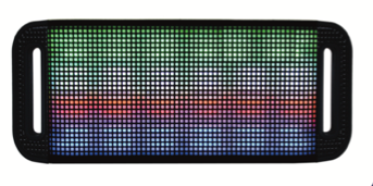 Itek Wireless RAGER II Lightshow Speaker