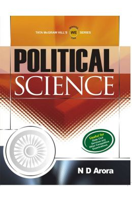 Political Science For Civil Services & Other Competitive Examinations