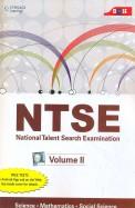 Ntse: National Talent Search Examination Vol 2