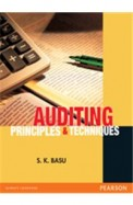 Auditing Principles & Techniques