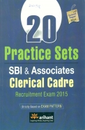 Sbi & Associates Clerical Cadre Recruitment Exam 2015 20 Practice Sets : Code J231