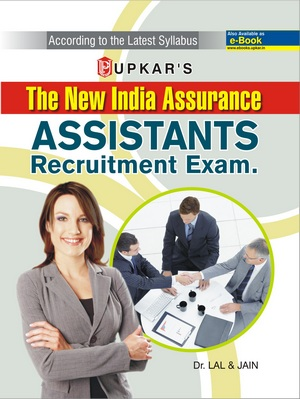 New India Assurance Assistants Recruitment Exam : Code 1862