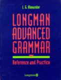 Longman Advanced Grammar Practice