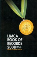 LIMCA BOOK OF RECORDS 2008 - PB