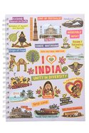 Eco Corner India Ruled Exercise Book