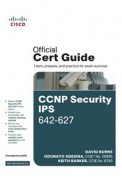 Ccnp Security Ips 642-627 : Official Cert Guide W/Cd