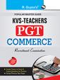 Commerce Kvs Teachers Pgt Recruitment Exam