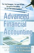Advanced Financial Accounting For 2nd Sem 1st Year Bcom : Bu