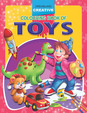 Toys Creative Colouring Book