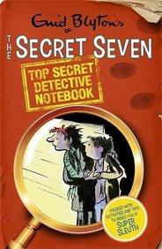 Secret Seven Top Secret Detective Notebook