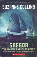 Gregor : The Underland Chronicles Box Set Of 5 Books
