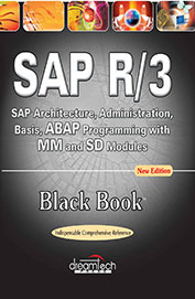 Sap R/3 Sap Architecture Administration Basis      Abap Programming With Mm & Sd Modules Black Bo
