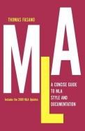 A Concise Guide to MLA Style and Documentation