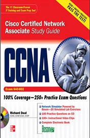 Ccna Cisco Certified Network Associate Study Guide Exam 640-802 W/Cd