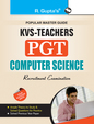 Popular Master Guide Computer Science Kvs          Teachers Pgt Recruitment Examination : Code R-