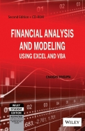 Financial Analysis & Modeling Using Excel & Vba W/Cd