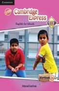 Cambridge Express Workbook 5 English For Schools