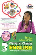 English Olympiad Champs Class 3: 6 Mock Olympiad W/cd