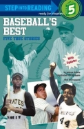 Base Balls Best Five True Stories 5 - Step Into    Reading