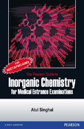 PEARSON GUIDE TO INORGANIC CHEMISTRY FOR MEDICAL  ENTRANCE EXAMINATIONS