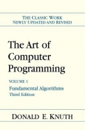 Art of Computer Programming, Volume 1: Fundamental Algorithms