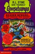 Little Comic Shop Of Horrors Goosebumps 17
