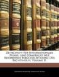 Zeitschrift Fur Internationales Privat- Und Strafrecht Mit Besonderer Berucksichtigung Der Rechtshulfe, Volume 11