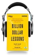 Billion Dollar Lessons (Audio Book)