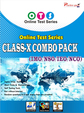 Topic Wise tests for Class 10 - Combo Pack (IMO / NSO / IEO / NCO)