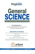 Magbook General Science Physics Chemistry Biology & Science & Technology: Code J360