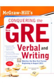 Conquering The New Gre Verbal & Writing