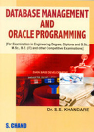 Data Base Management & Oracle Programming