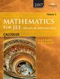 Mathematics For Jee Main & Advanced Calculus Vol 3