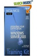 Mcsa/Mcse Upgrading Your Certification Microsoft Windows Server 2003 70-292 & 70-296 WCd - Hb