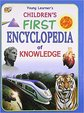 Childrens First Encyclopedia Of Knowledge - Blue
