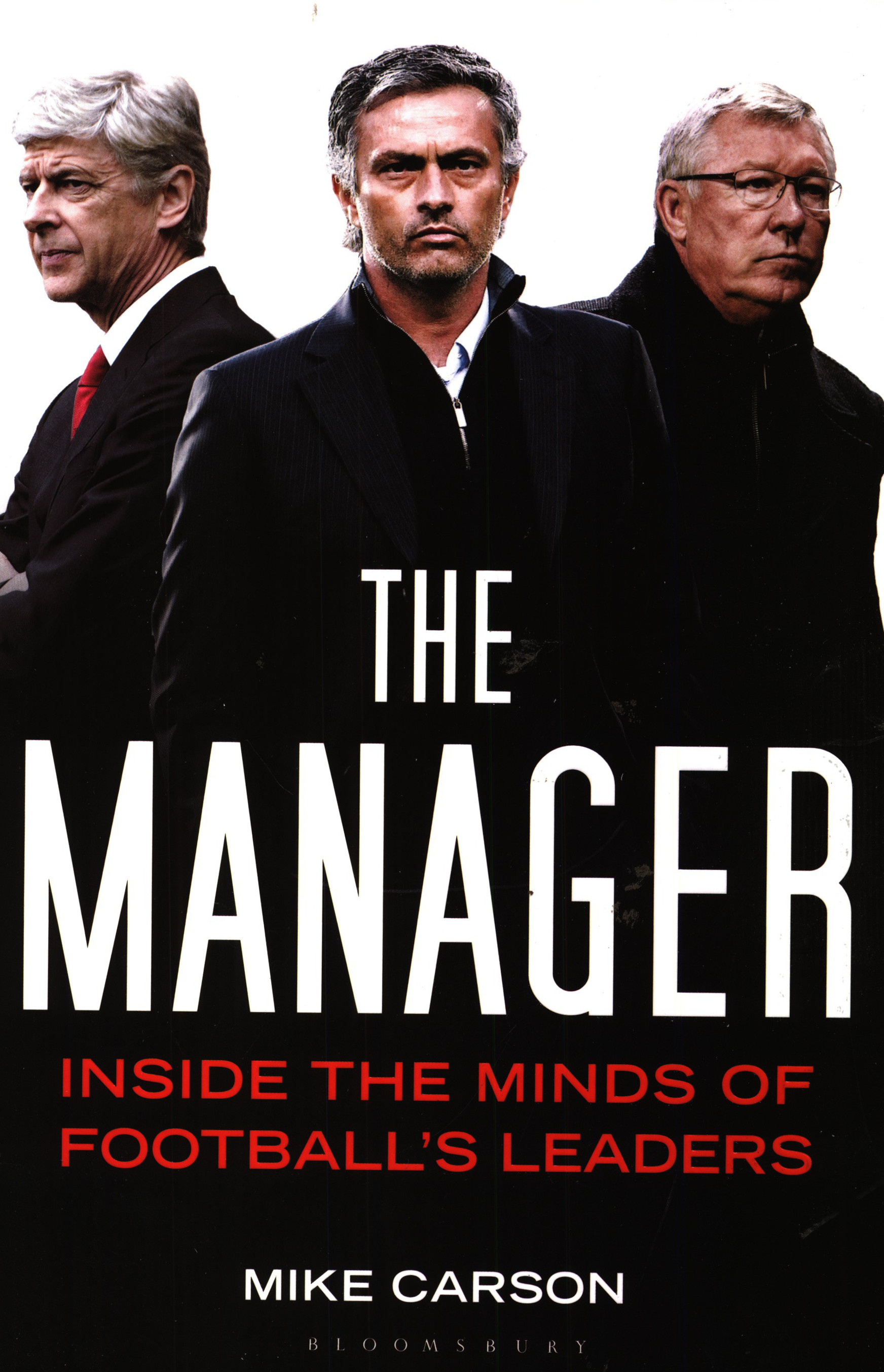 Manager: Inside The Minds Of Football'S Leaders