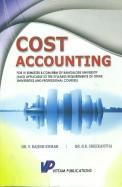Cost Accounting Bcom & Bbm 4 Sem: Bu
