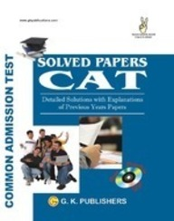 Cat Common Admission Test Topic Wise & Year Wise 25 Solved Papers 1990-2013