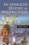 Advanced History Of Modern India