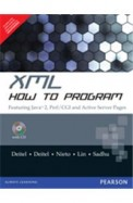 Xml How To Program W/Cd
