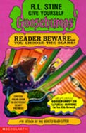 Attack Of The Beastly Baby Sitter Goosebumps 18