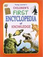 Childrens First Encyclopedia Of Knowledge - Dark Orange