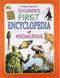 Childrens First Encyclopedia Of Knowledge - Dark   Orange