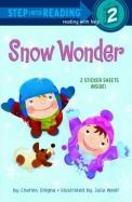 Snow Wonder - Step Into Reading 2