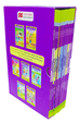 Girlz Rock Set Of Box 1 To 14 Titles (Purplr)