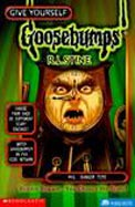 Danger Time Goosebumps 41