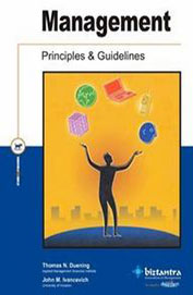 Management Principles & Guidelines