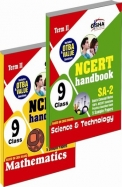 Ncert Handbook Term - 2 - Science & Mathematics Class - 9 ( Otba + Value Questions ) Sample Papers + Revision Material